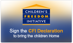 Sign the CFI Declarations to bring the children Home