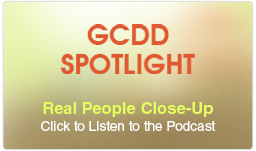 GCDD Spotlight Click to listen to the podcast