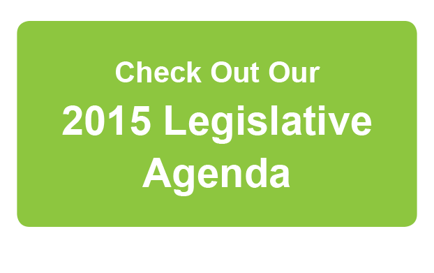 Check Out Our 2015 Legislative Agenda