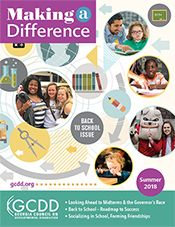 Making a Difference - Summer 2018 (English & Spanish)