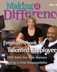 Making a Difference Magazine - Fall 2008
