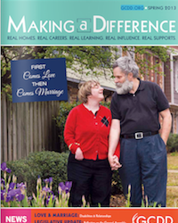 Making a Difference - Spring 2013