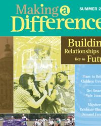 Making a Difference Magazine - Summer 2006