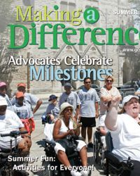 Making a Difference Magazine - Summer 2007