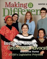 Making a Difference Magazine - Winter 2007