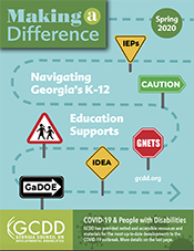 Parents Navigate Georgia's K–12 Education Supports: IDEA, IEPs and Students' Rights