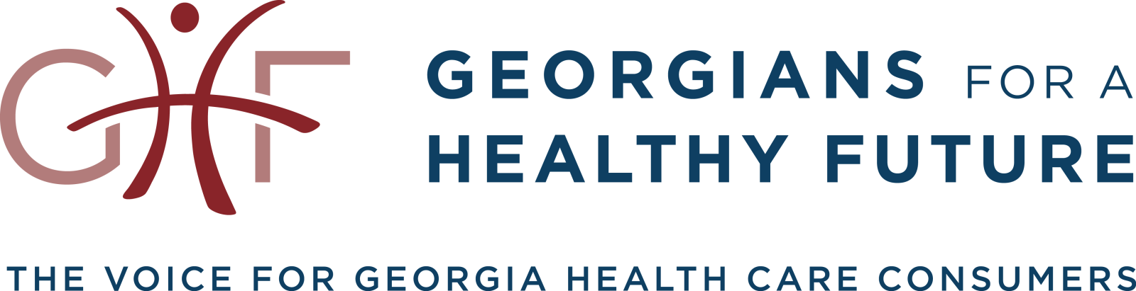 Georgians for a Healthy Future Logo