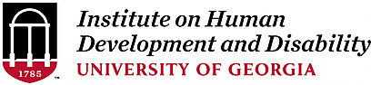 UGA Institute on HumanDevelopment and Disability Logo