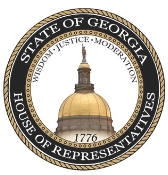 GA House of Rep logo