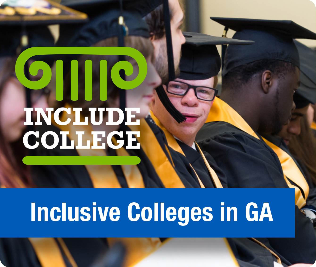 Inclusive Colleges in GA