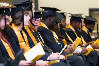 KSU Inclusive Education Graduation