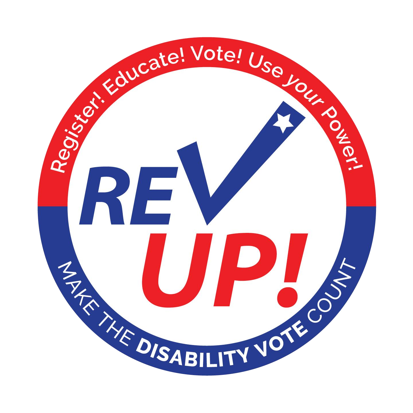 REV UP – Make the Disability Vote Count!