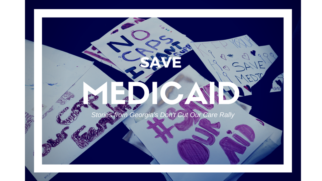 Save Medicaid: Parent Advocate Roger Sunday, June 2017